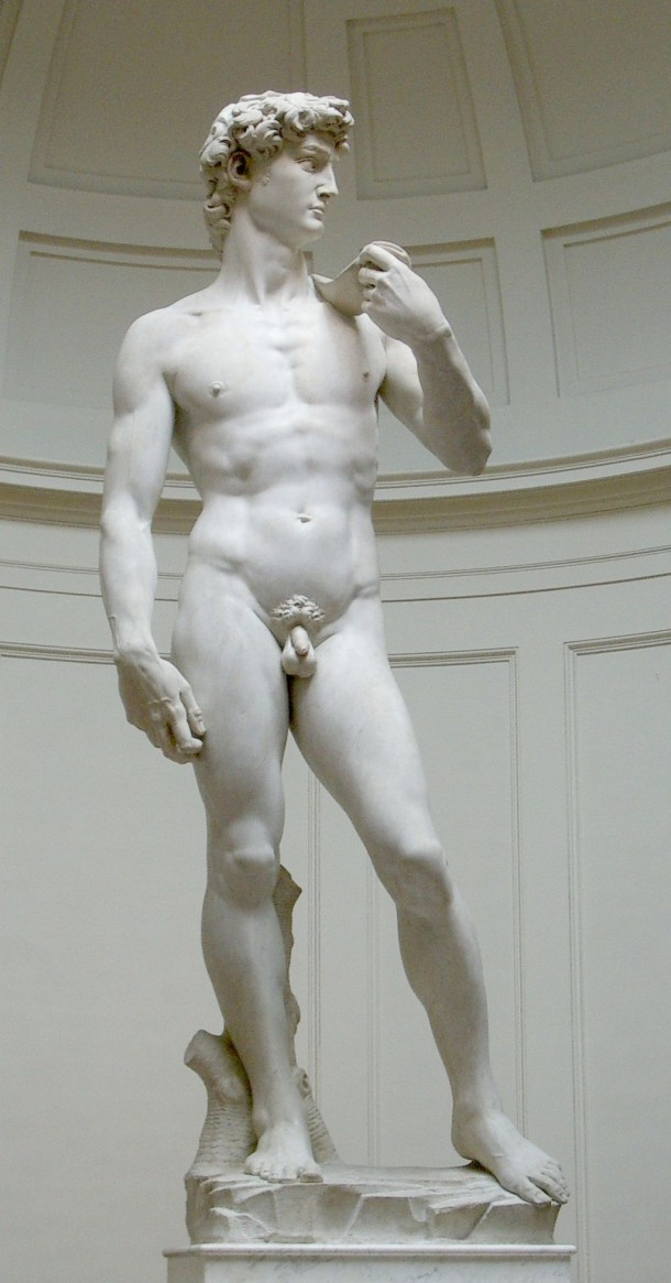 david-von-michelangelo